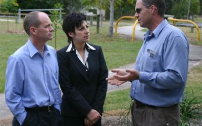 Tom McHugh outlines Habitat Brisbane program