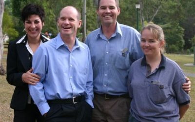 Habitat Brisbane officers rivalry